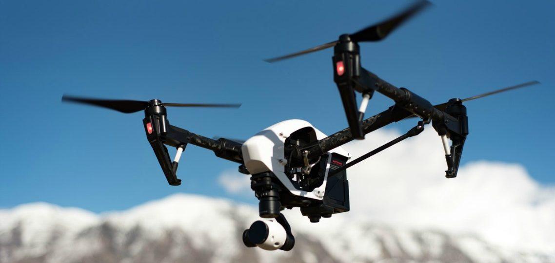 drone laten vliegen