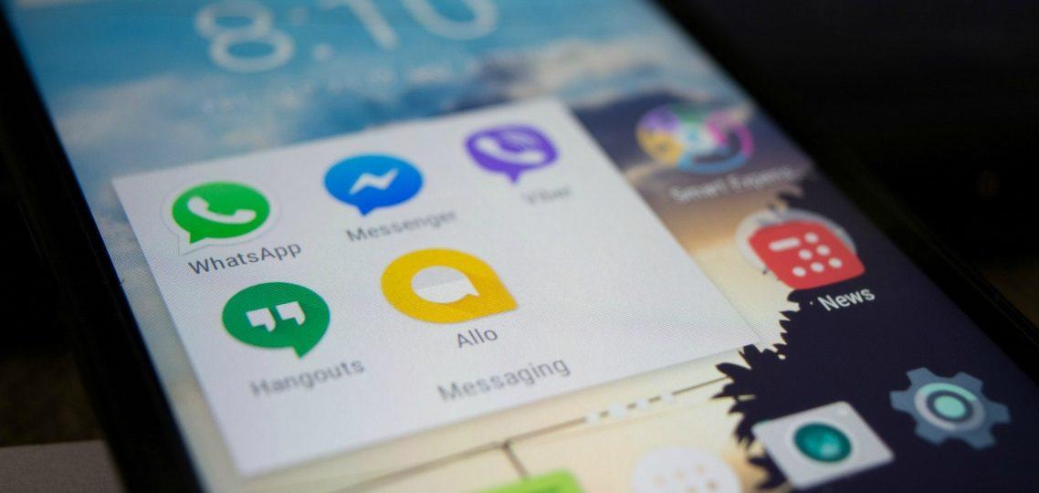 dataverbruik videobellen via WhatsApp