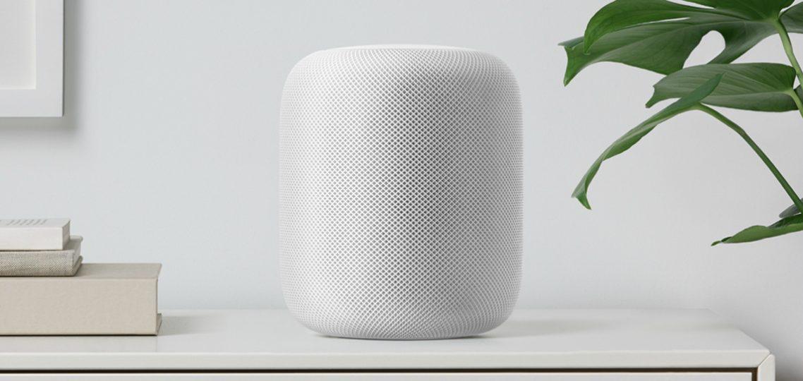 Techbird gadgets HomePod Apple nieuws