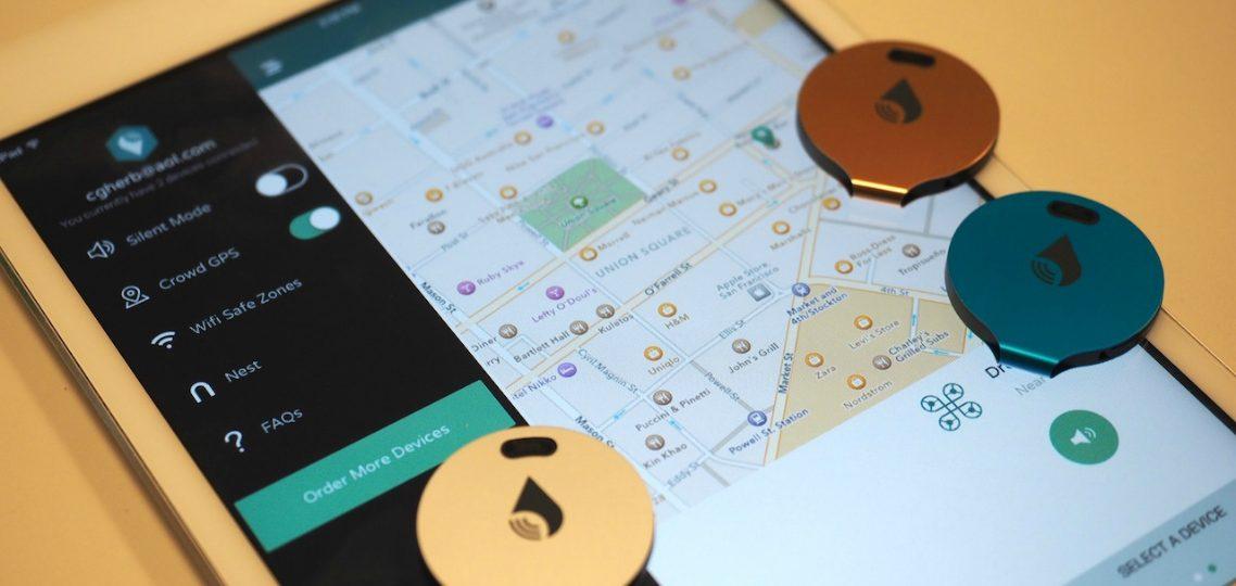 3 beste gadgets smartphone 2017 Techbird TrackR