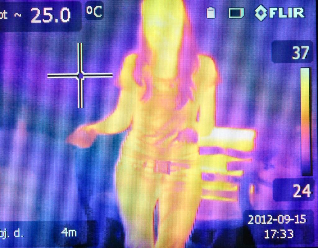 infrarood dome camera