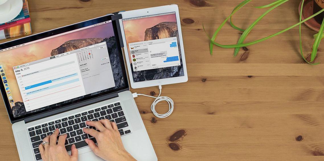 ipad als tweede scherm mac
