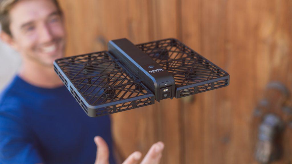 Hover Camera Passport Selfie Drone