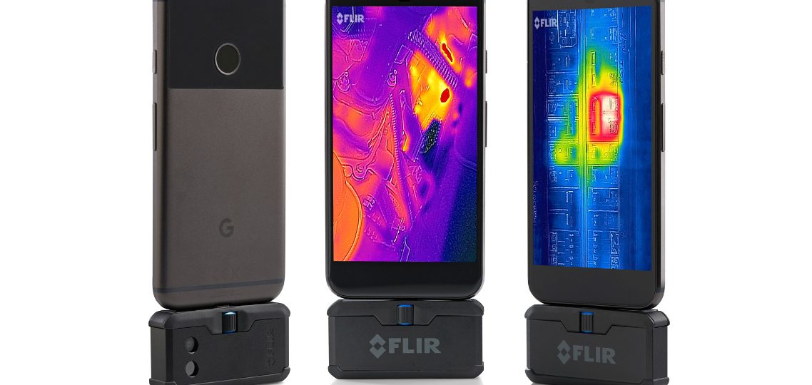 techbird gadgets flir one