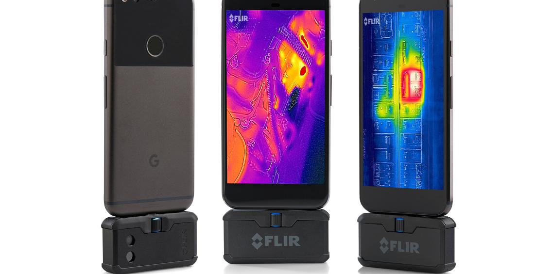 techbird gadgets flir one