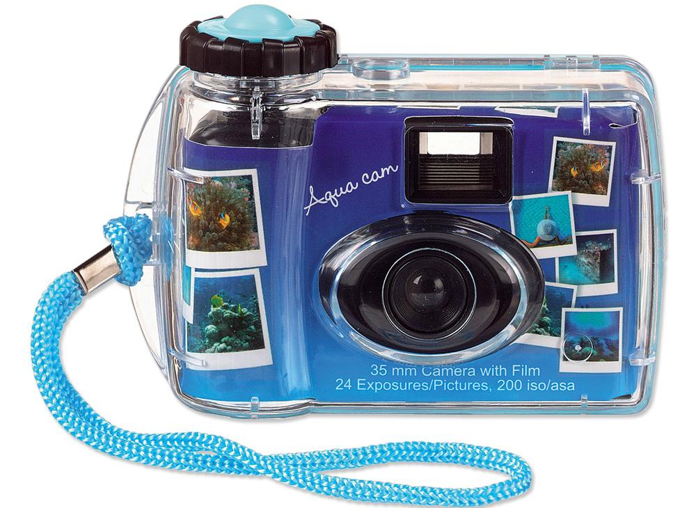 onderwater wegwerpcamera camera's
