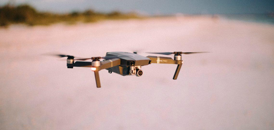 Techbird selfie drone