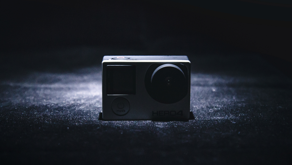 action cam camera's