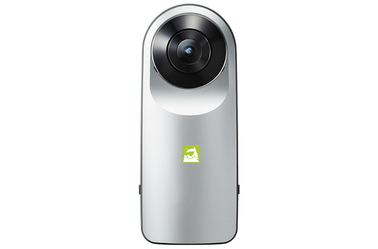 360 Camera LG Techbird Camera's