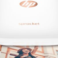 mobiele fotoprinter hp sprocket