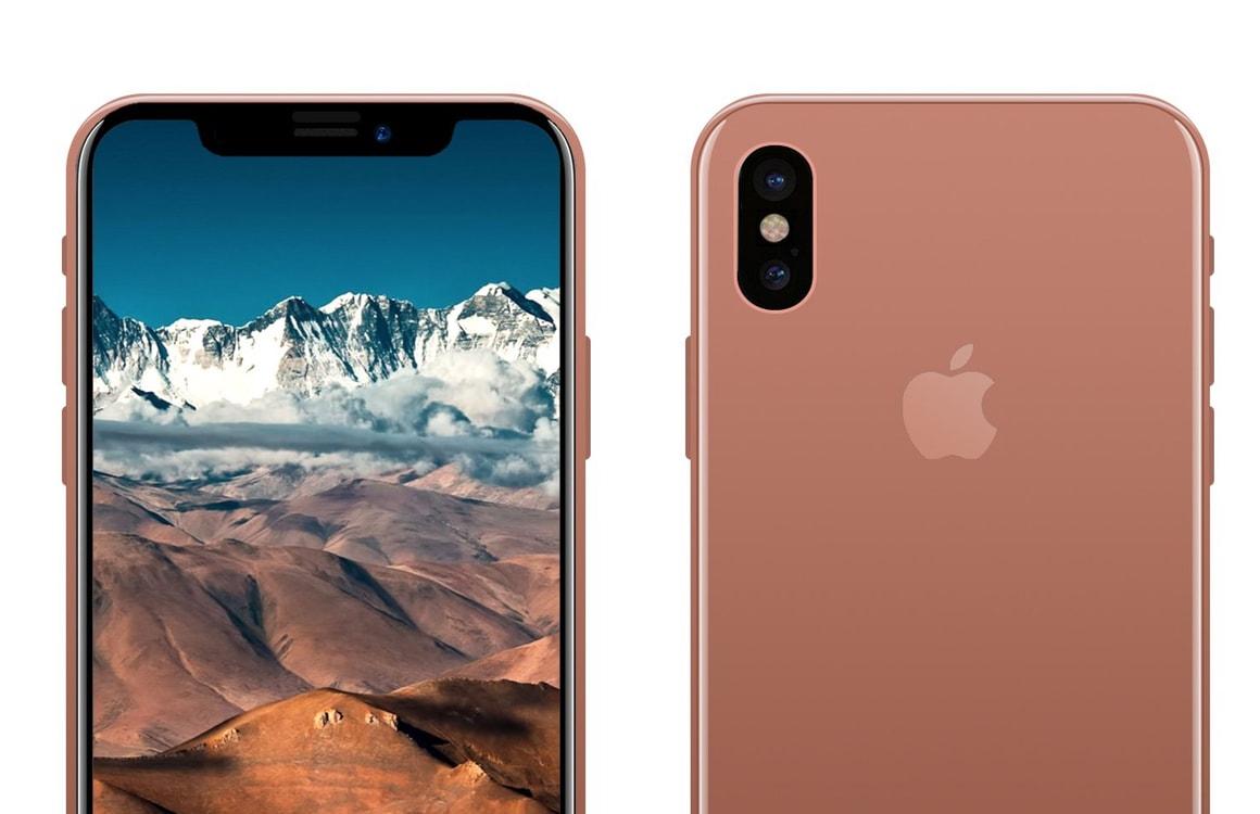 nieuwe kleur iPhone blush gold