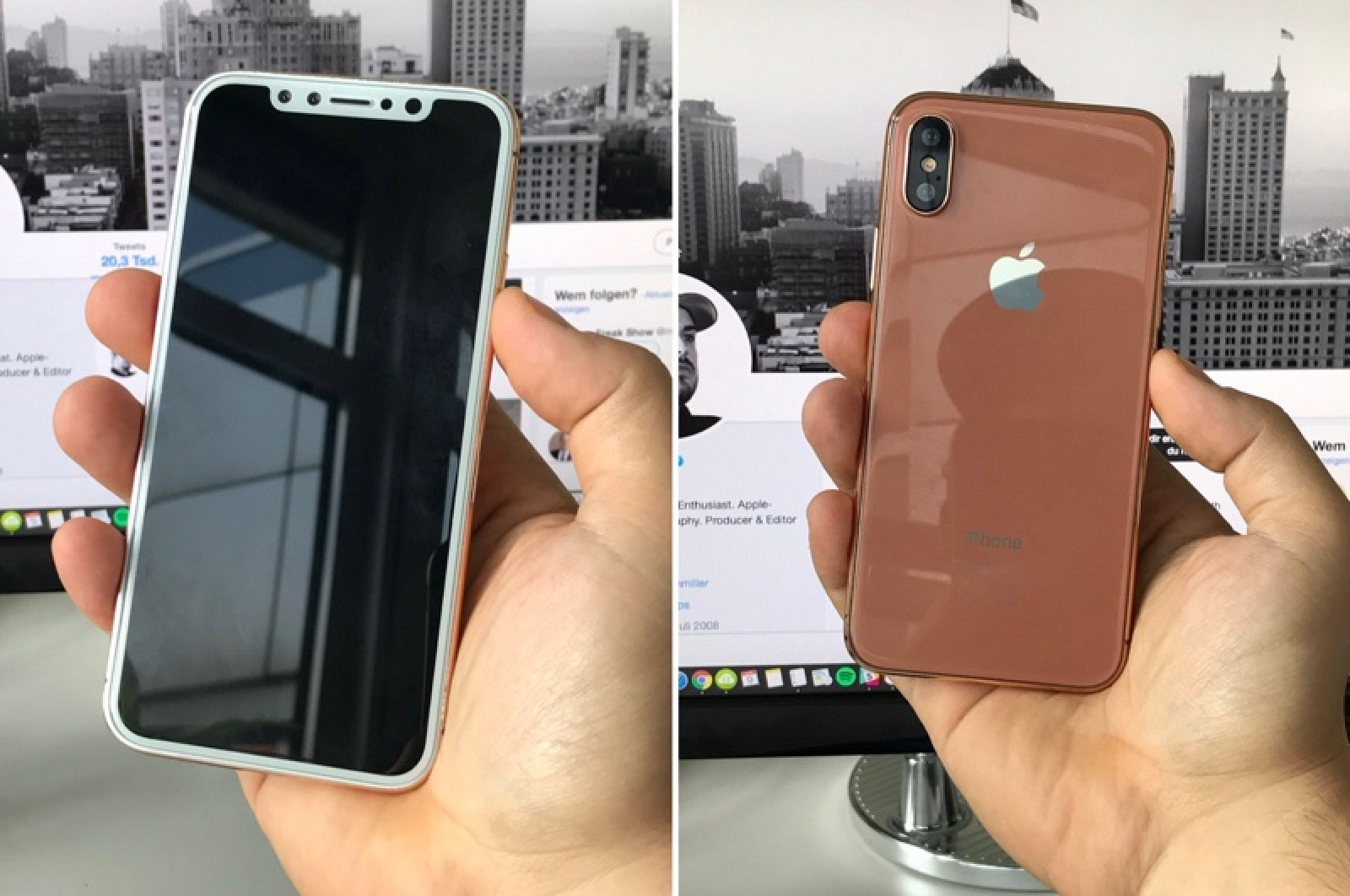 Foto iPhone 8 dummy Techbird