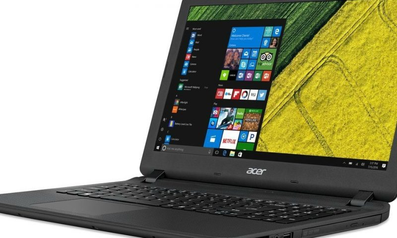 laptop Acer die valt onder de top 3 laptops