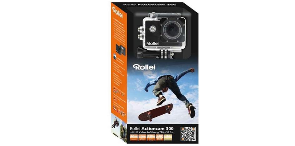 Sportcam Rollei 300 actioncam