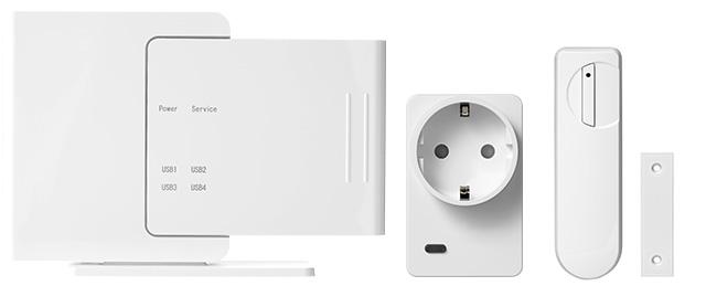 Het startpakket van KPN Smartlife - Techbird