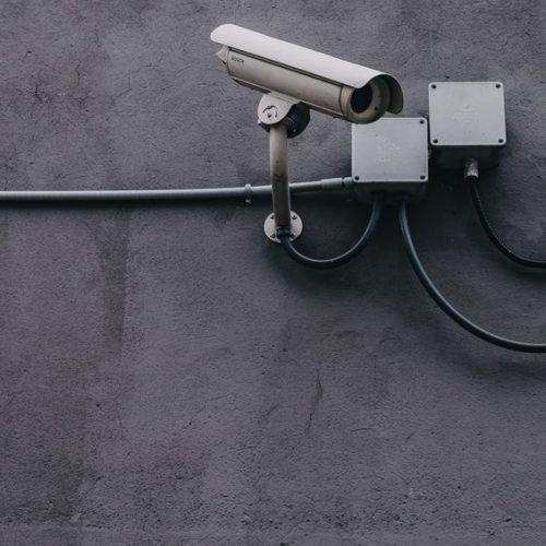 Smart camera voor beveiliging