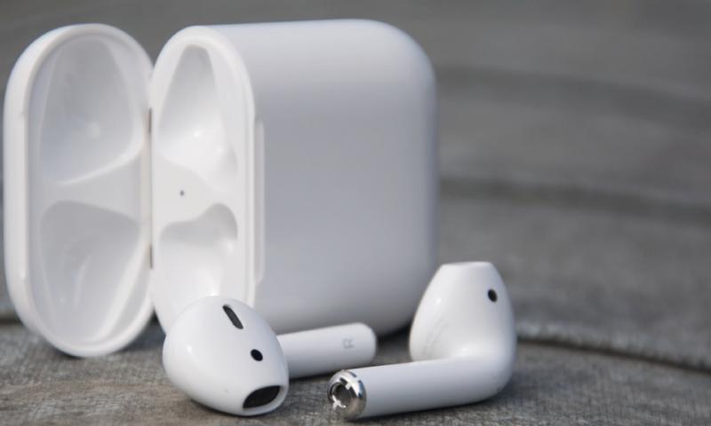 draadloze oordopjes Apple Airpods
