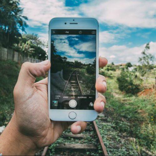 (her)gebruik je oude iPhone