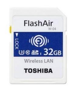 SD kaart met WiFi allekabels