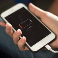telefoon opladen powerbank