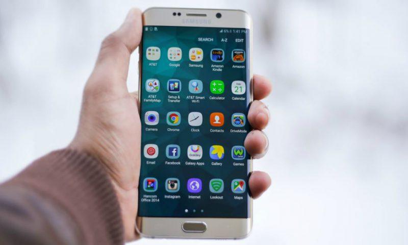 ruimtelijke apps en gadgets