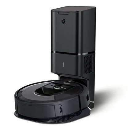 Beste robotsttofzuiger 2019: iRobot Roomba i7+ met CleanBase