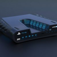 Playstation 5 Dev Kit model