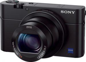 Sony vlogcamera