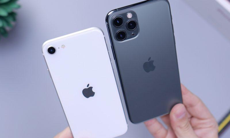 Wat zijn de voordelen van de nieuwe iPhone SE?