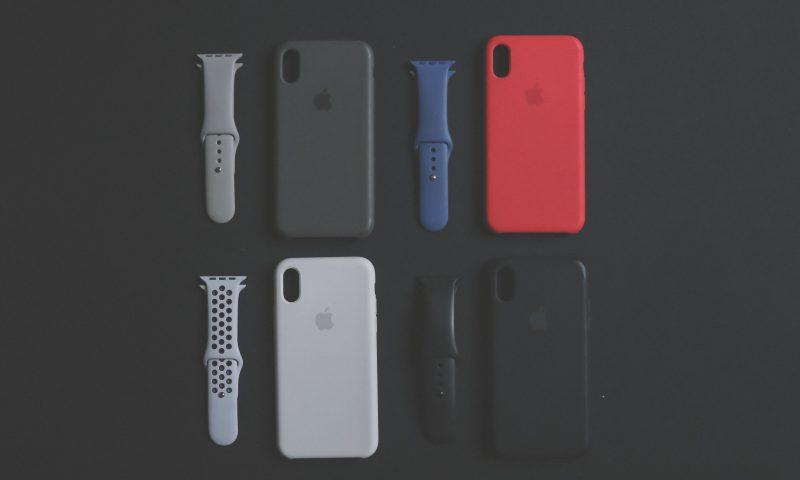 Keuze uit telefoonhoesjes